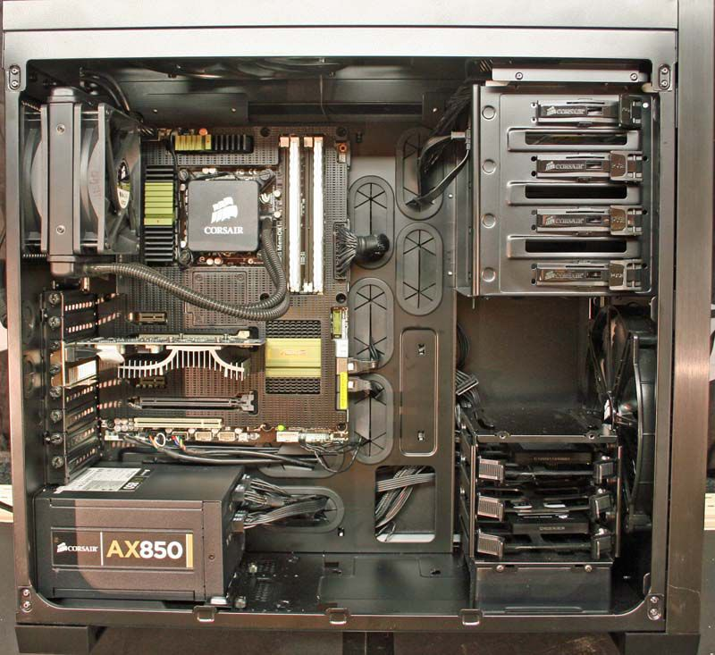 how to make your pc build look good