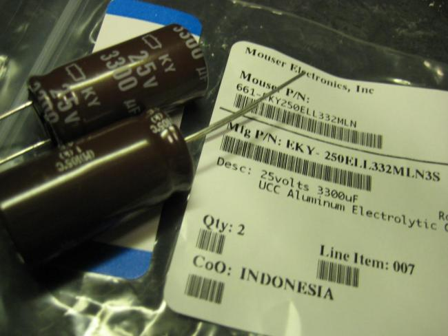 Power Supply Capacitor Q And A