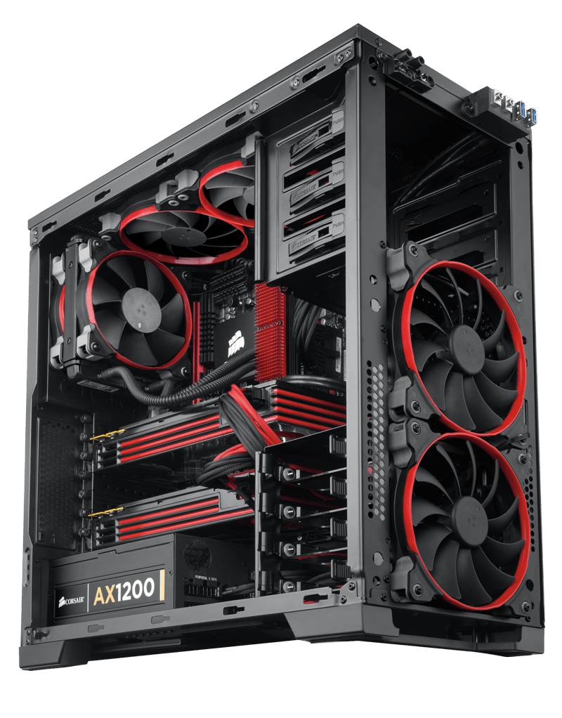 How to Build a PC - Selecting Case Fans