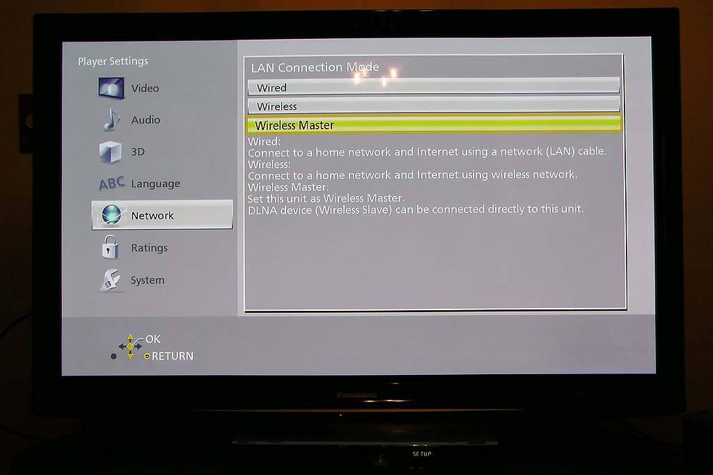 Network Settings 1