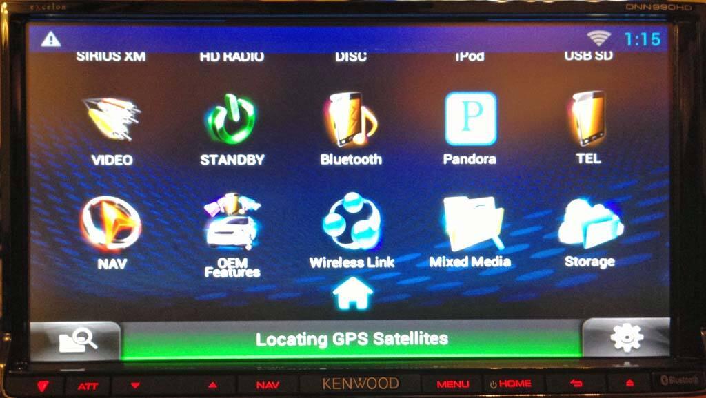 Kenwood Wireless Link