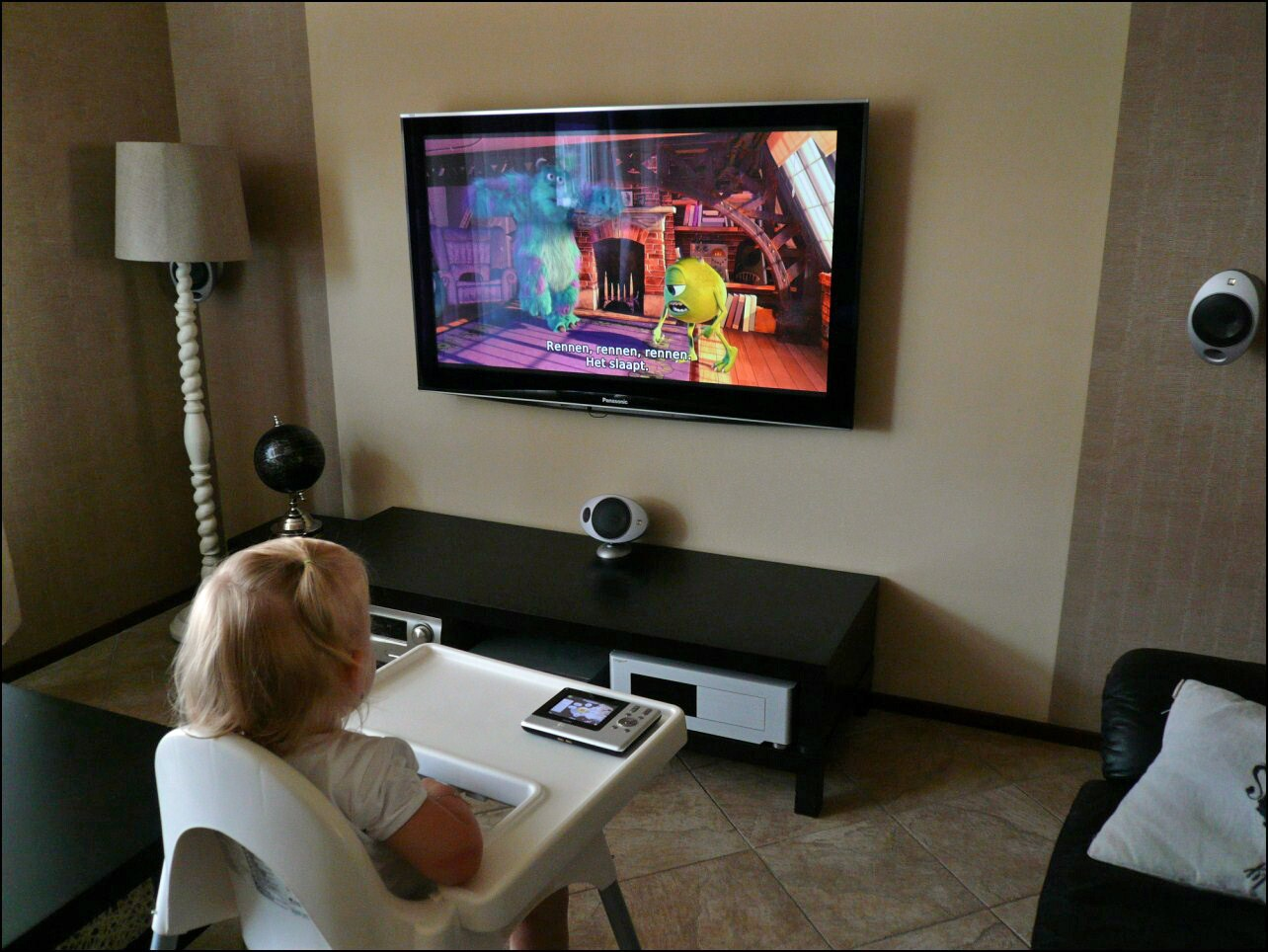 PeterB 5 Daughter Home Theater
