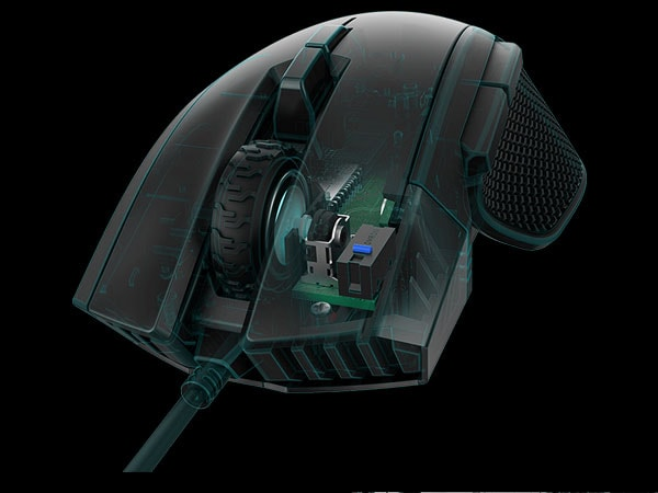 Corsair Ironclaw RGB Wired Gaming Mouse (18,000 DPI, Optical Sensor, Omron  Switches, RGB Lighting, 1000Hz Polling Rate)