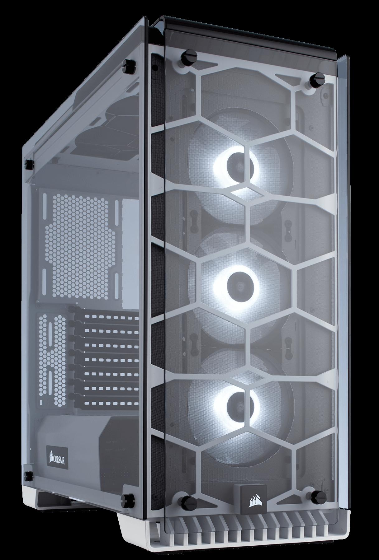 Corsair 570X RGB (White) 5