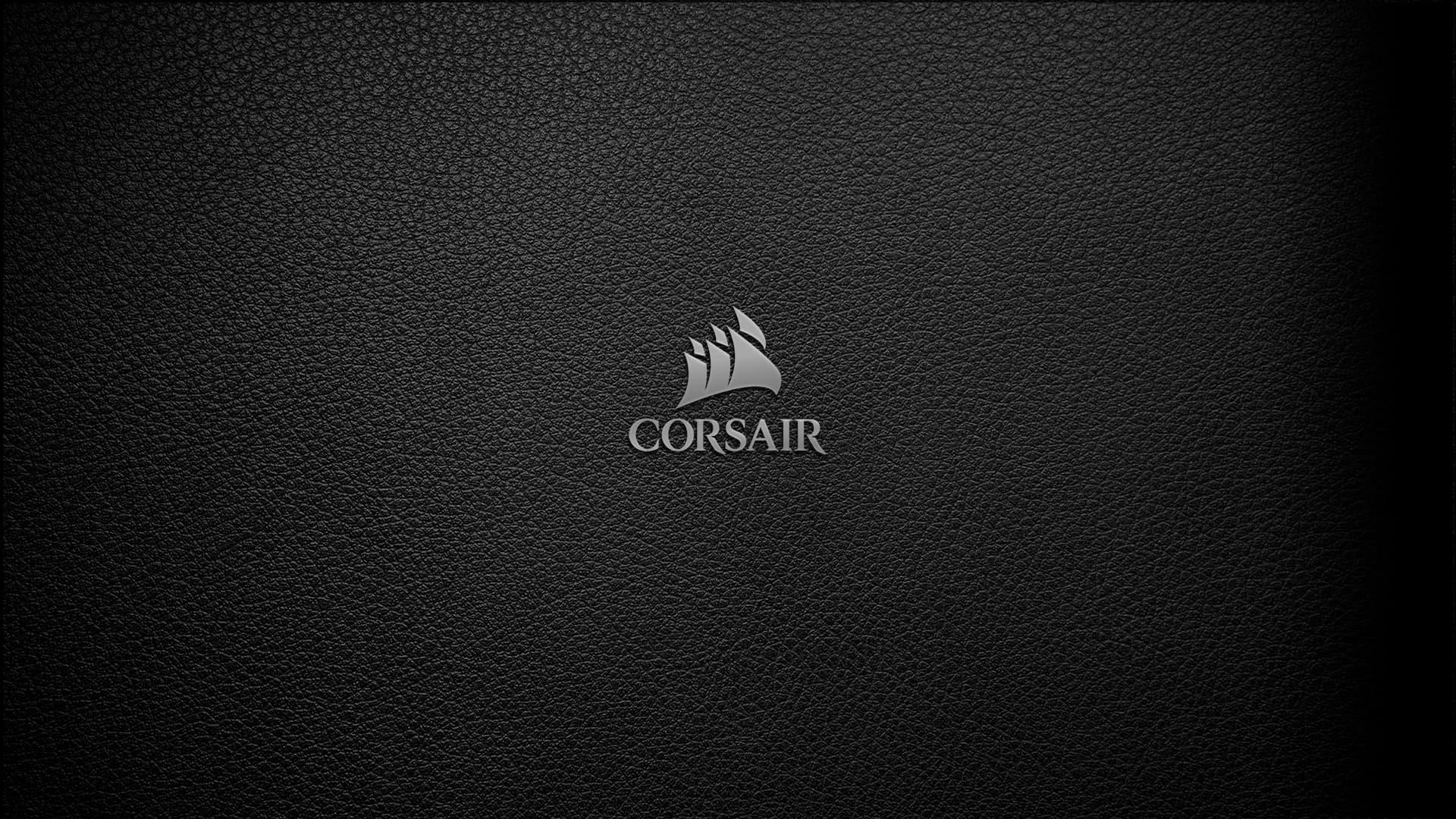Corsair Wallpaper: White Background Wallpapers 1920x1080