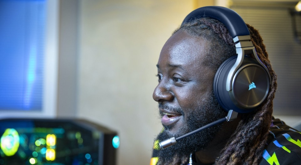 T-Pain Playing Game