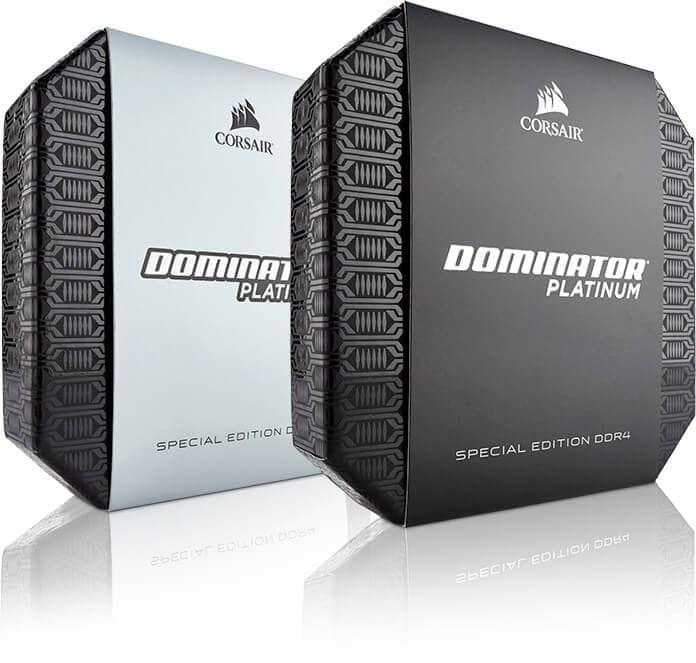 Special Platinum: DOMINATOR PLATINUM SPECIAL EDITION DDR4