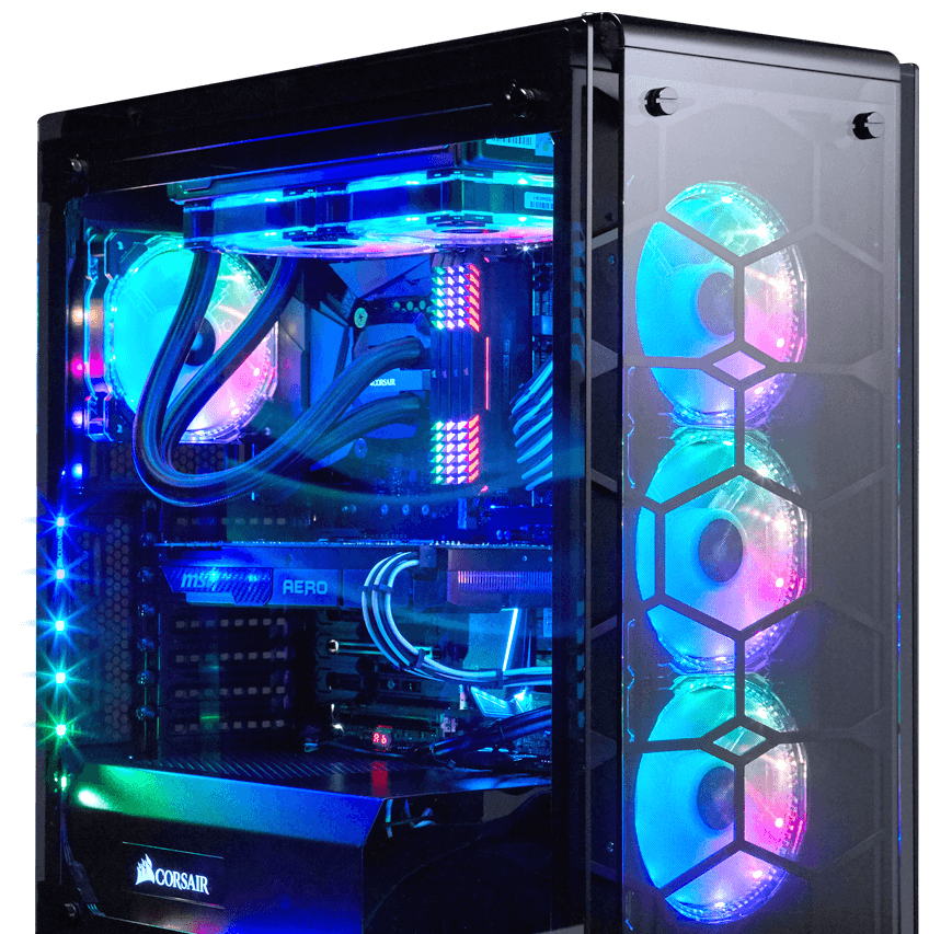 Hd120 Series Rgb Fans Stay Cool Look Hot