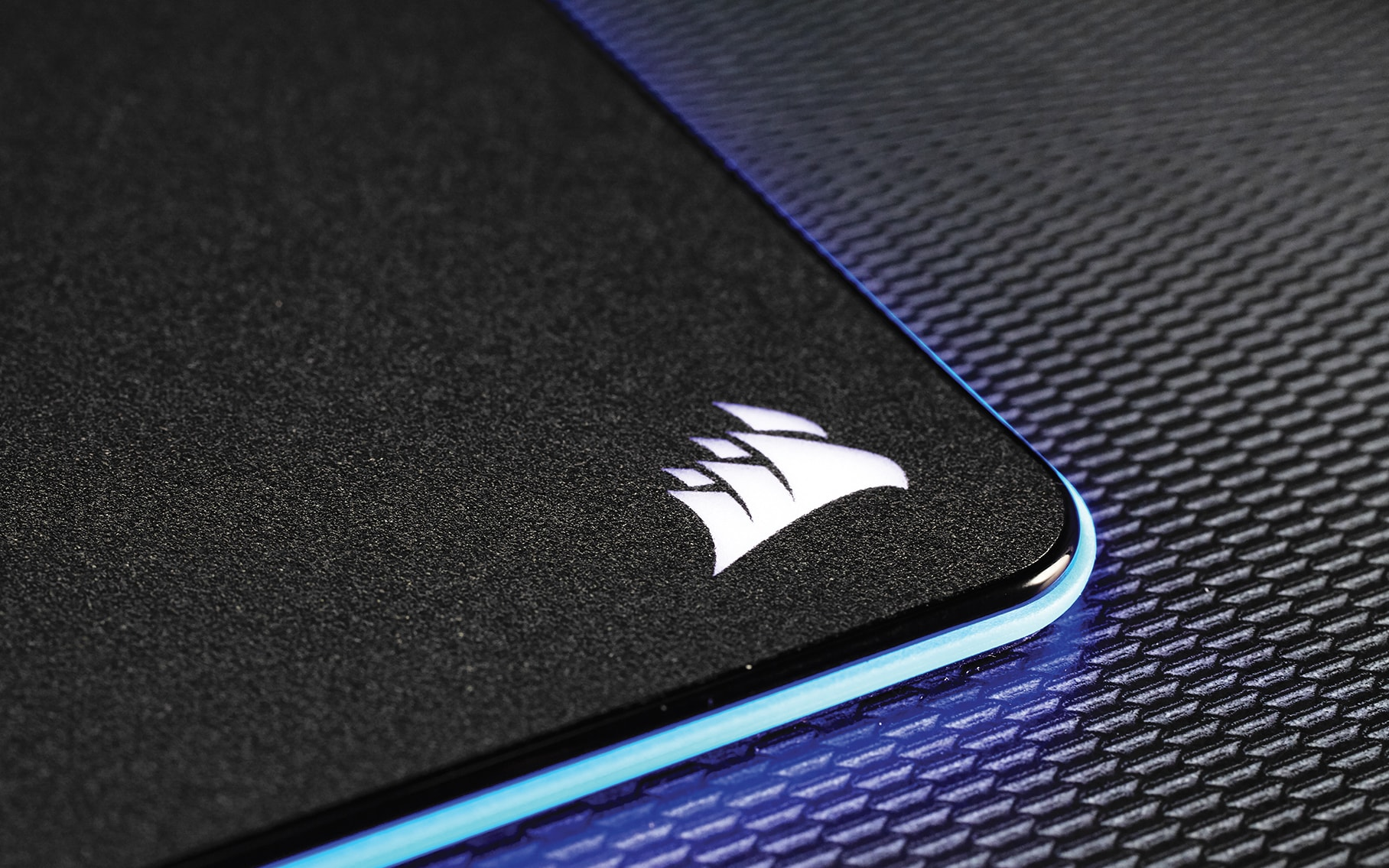 Mm800 Rgb Polaris Gaming Mouse Pad Light Up The Playing