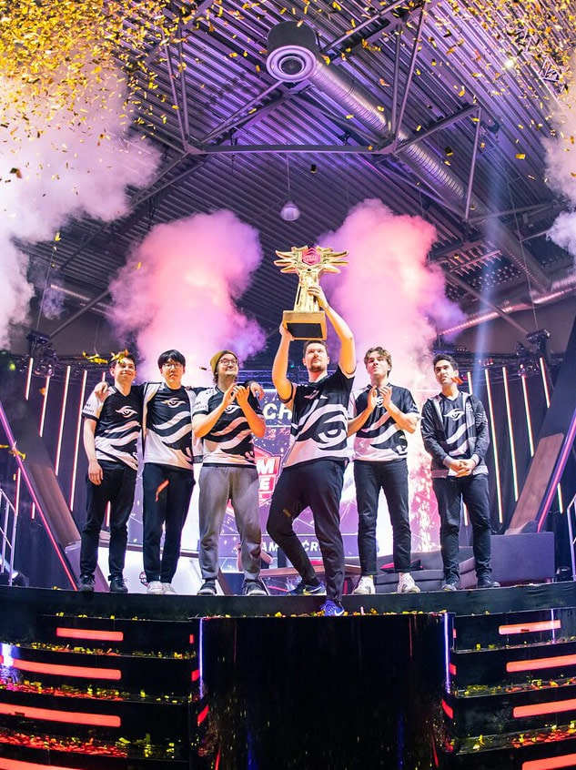 El Team Secret gana la DreamLeague