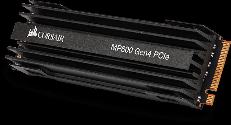 AMD RYZEN 3000 SERIES   PCIE GEN4 MP600 SSD   AM4 CPU COOLERS   CORSAIR