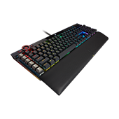 CYBORGANGEL'S GEAR - K100 RGB Mechanical Gaming Keyboard — CHERRY® MX Speed
