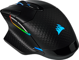 CORSAIR DARK CORE PRO RGB Wireless Mouse