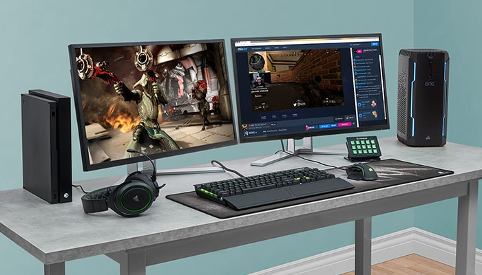 CORSAIR Supports Xbox One with Gaming Keyboards and Mice
