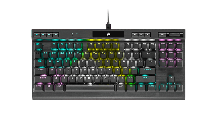CORSAIR K70 RGB TKL CHAMPION SERIES Mechanical Gaming Keyboard