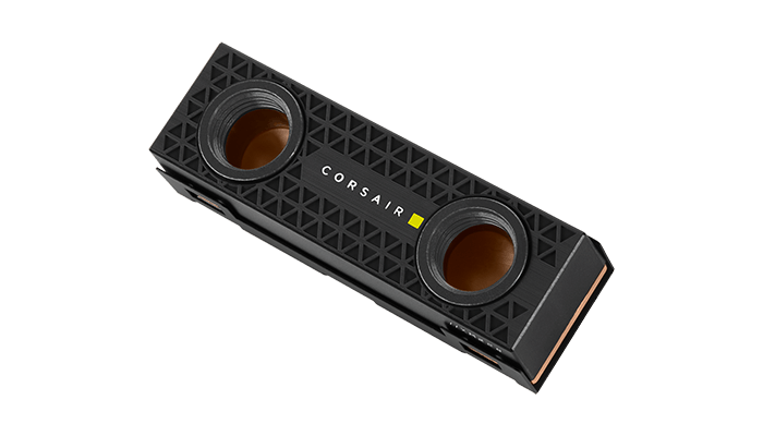 CORSAIR Hydro X Series XM2 M.2 SSD Water Block (2280)
