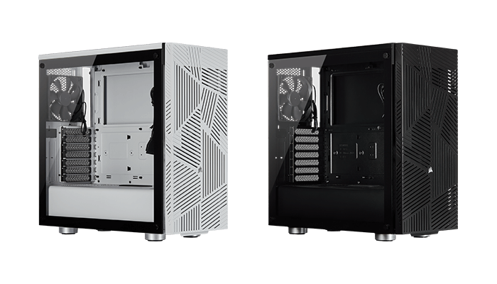 275R AIRFLOW TEMPERED GLASS MID-TOWER GAMING CASE