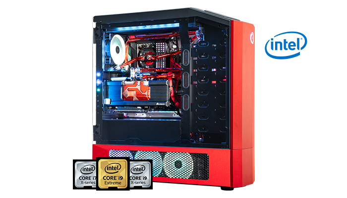 CREATE MORE WITH ORIGIN PC DESKTOPS POWERED BY INTEL CORE X-SERIES PROCESSORS