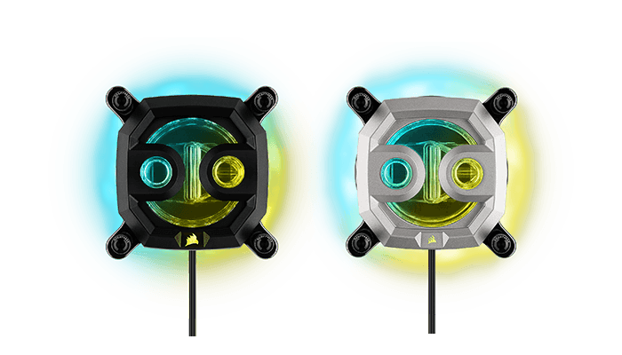 CORSAIR Hydro X Series XC9 RGB CPU Water Block (2066/sTRX4)