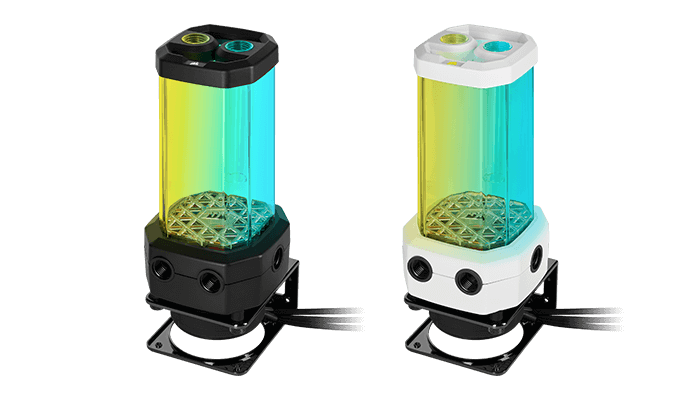 CORSAIR Hydro X Series XD5 RGB Pump/Reservoir Combo