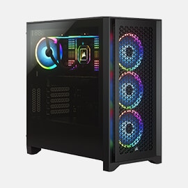 CORSAIR Mid Tower Cases