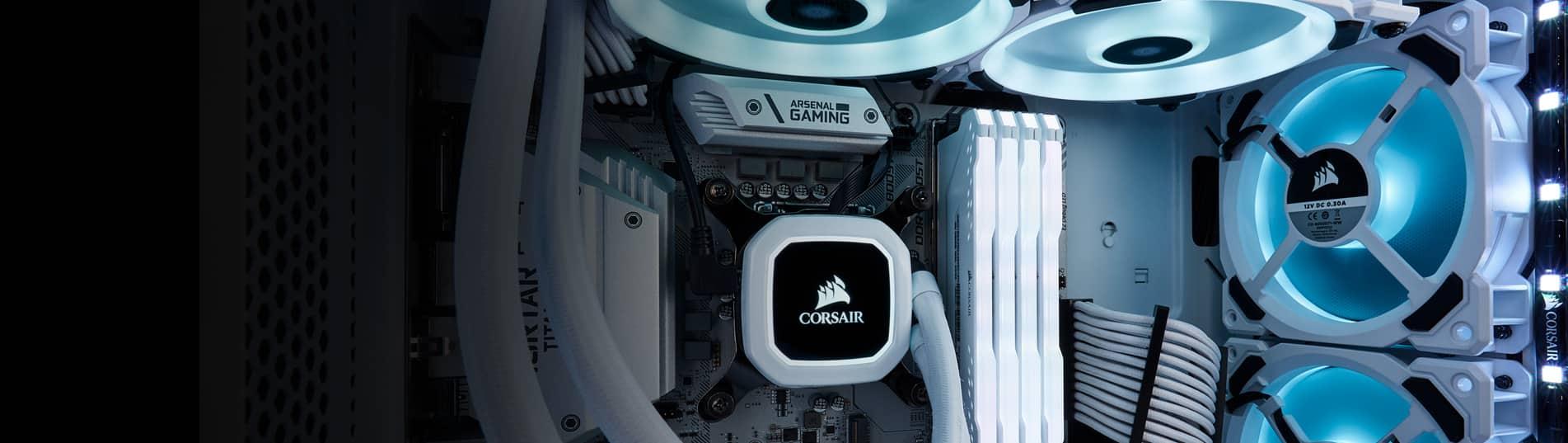 PC Liquid Cooling   CORSAIR