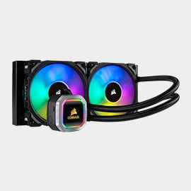 CORSAIR Dual Radiator Liquid Coolers