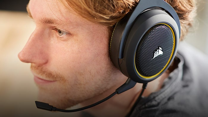 HS PRO SERIES GAMING HEADSETS