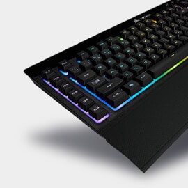 CORSAIR Standard Gaming Keyboards