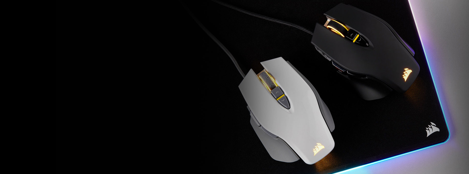 MOUSE GAMING CORSAIR M65 RGB ELITE