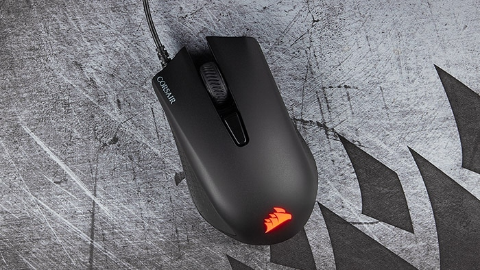Mouse gaming per FPS/MOBA HARPOON RGB PRO