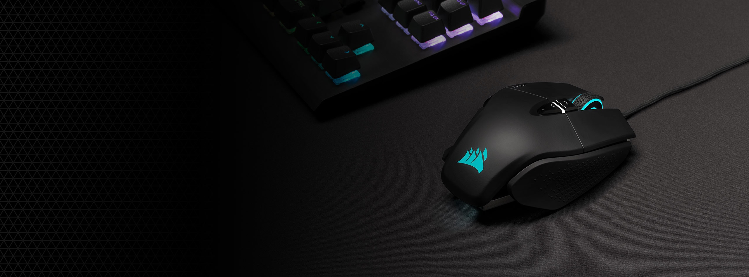CORSAIR M65 RGB ULTRA Tunable Gaming Mouse