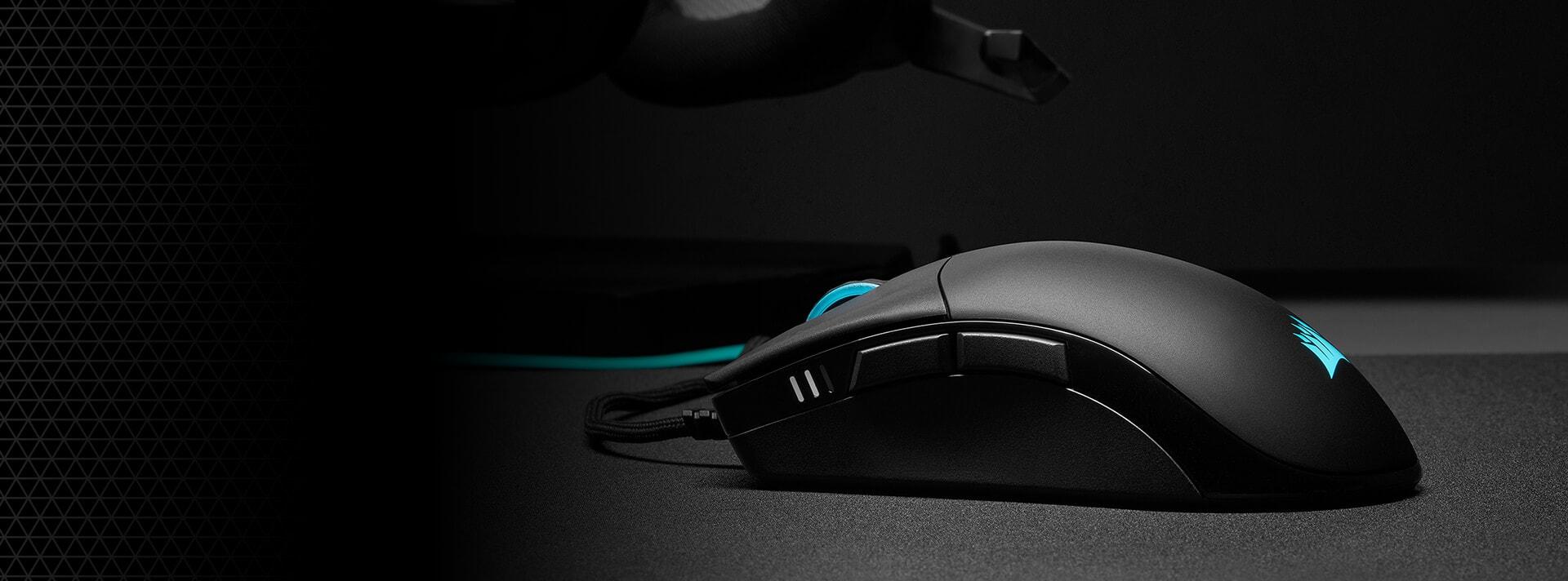 Mouse gaming ottico CORSAIR SABRE RGB PRO CHAMPION SERIES