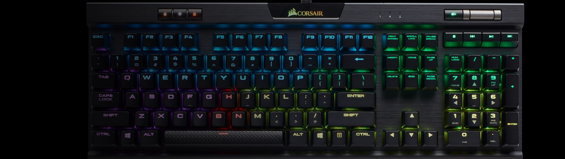 Gaming Keyboards | RGB Gaming Keyboards | Wireless Gaming Keyboards