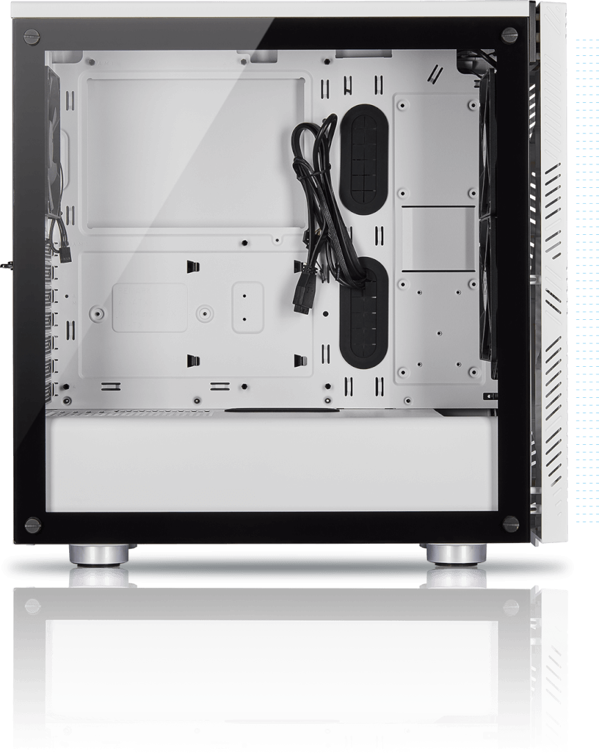 iCUE 220T RGB AIRFLOW - HIGH AIRFLOW COOLING