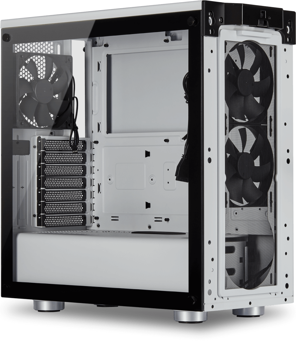 275R AIRFLOW - THREE INCLUDED 120mm FANS