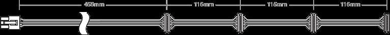 Corsair AX Series™ AX850 — 850 Watt 80 PLUS® Titanium Certified Fully Modular ATX PSU (UK) - CP-9020151-UK 26
