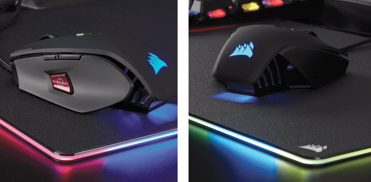 M65 RGB ELITE GAMING MOUSE