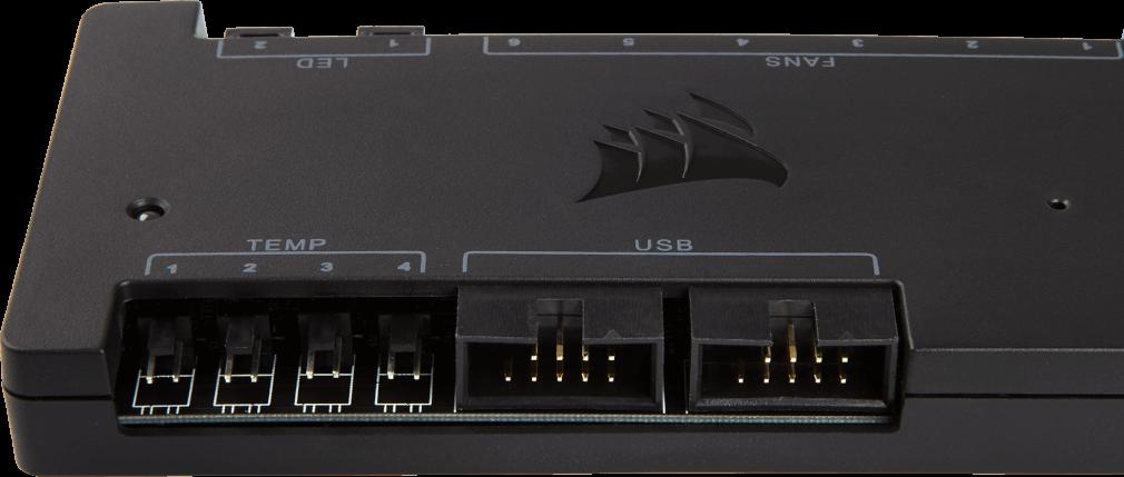 EZDIY-FAB C/âble Adaptateur Corsair Lighting Node Pro et pour Corsair iCUE Commander Pro Smart RGB Lighting 2 x 20 cm connecter /à nimporte Quel Appareil ARGB de 5 V /à 3 Broches