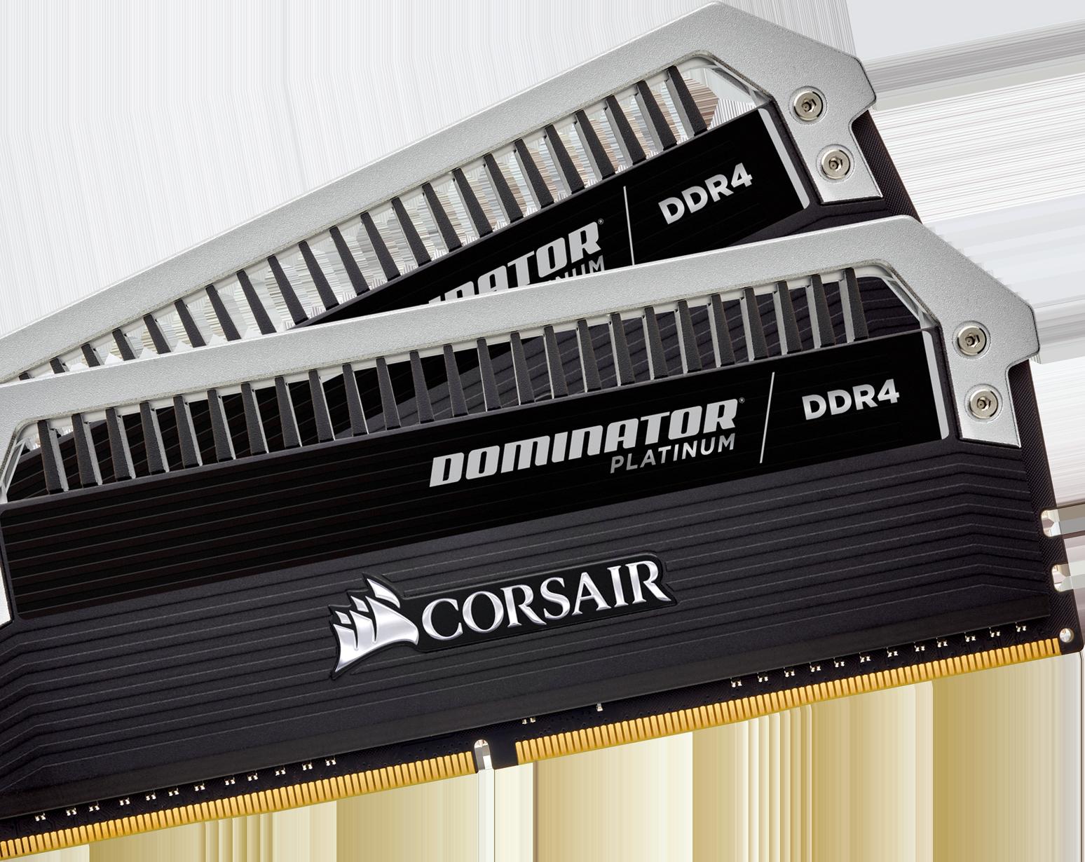 DOMINATOR® PLATINUM 32GB (2 x 16GB) DDR4 DRAM 3200MHz C16