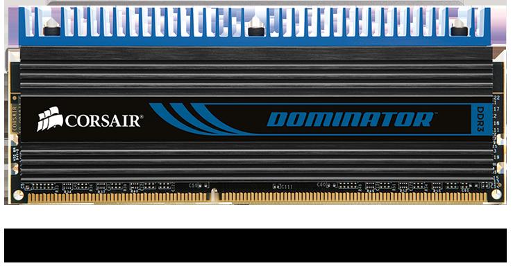 Corsair DOMINATOR PLATINUM RGB 32GB (2 x 16GB) DDR4 DRAM 3200MHz C16 Memory Kit 8
