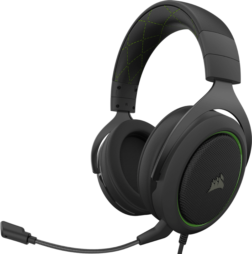 HS50 PRO GAMING HEADSET - MAKE YOURSELF HEARD