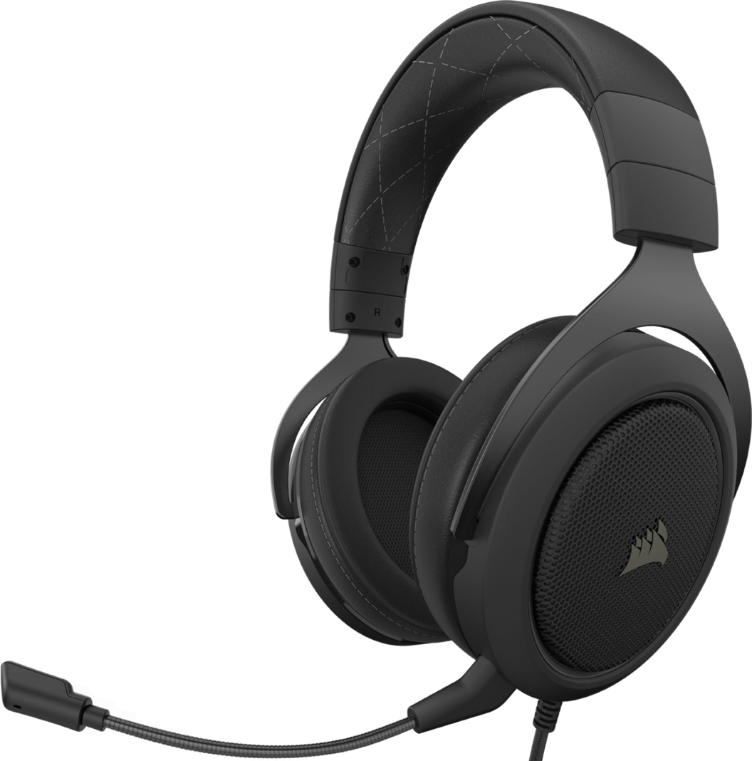 HS60 PRO GAMING HEADSET - MAKE YOURSELF HEARD