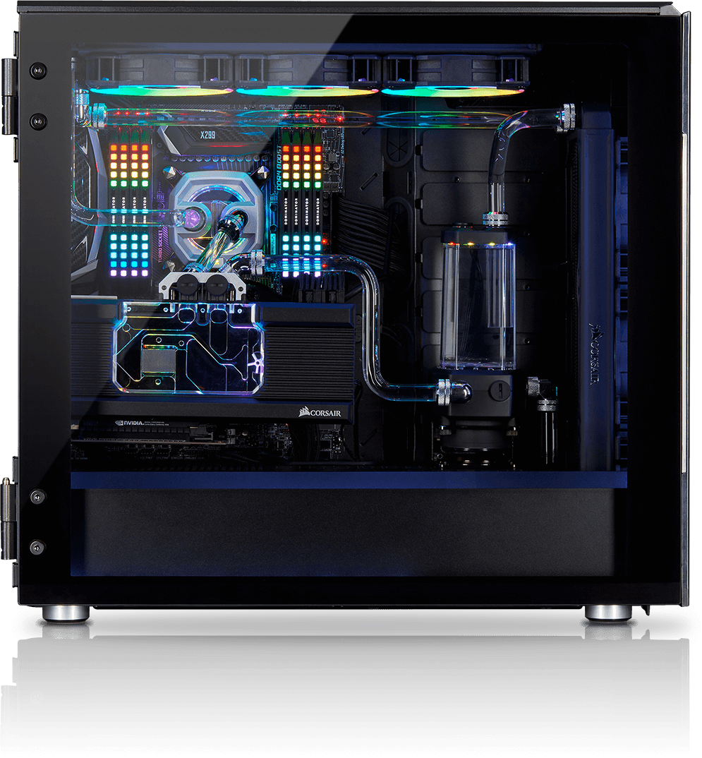 Hydro X Series XD5 RGB Pump/Reservoir Combo