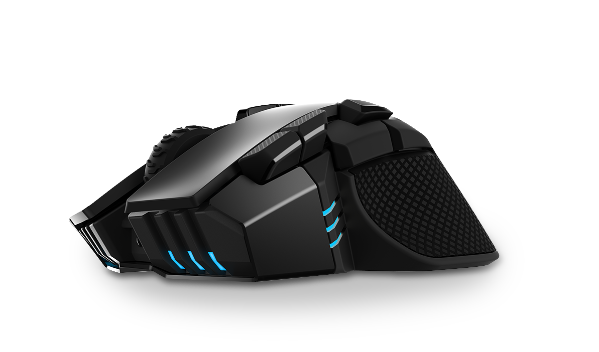 Review Corsair Ironclaw RGB Wireless 1
