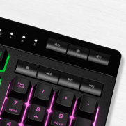 CORSAIR K55 RGB PRO GAMING KEYBOARD