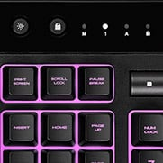 CORSAIR K55 RGB GAMING KEYBOARD - Windows Key Lock Mode
