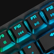 CORSAIR K60 RGB PRO - Convenient Keyboard Shortcuts