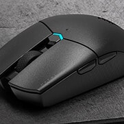 CORSAIR KATAR PRO WIRED MOUSE - Six Programmable Buttons