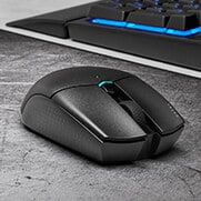 CORSAIR KATAR PRO WIRED MOUSE - Plug and Play Setup